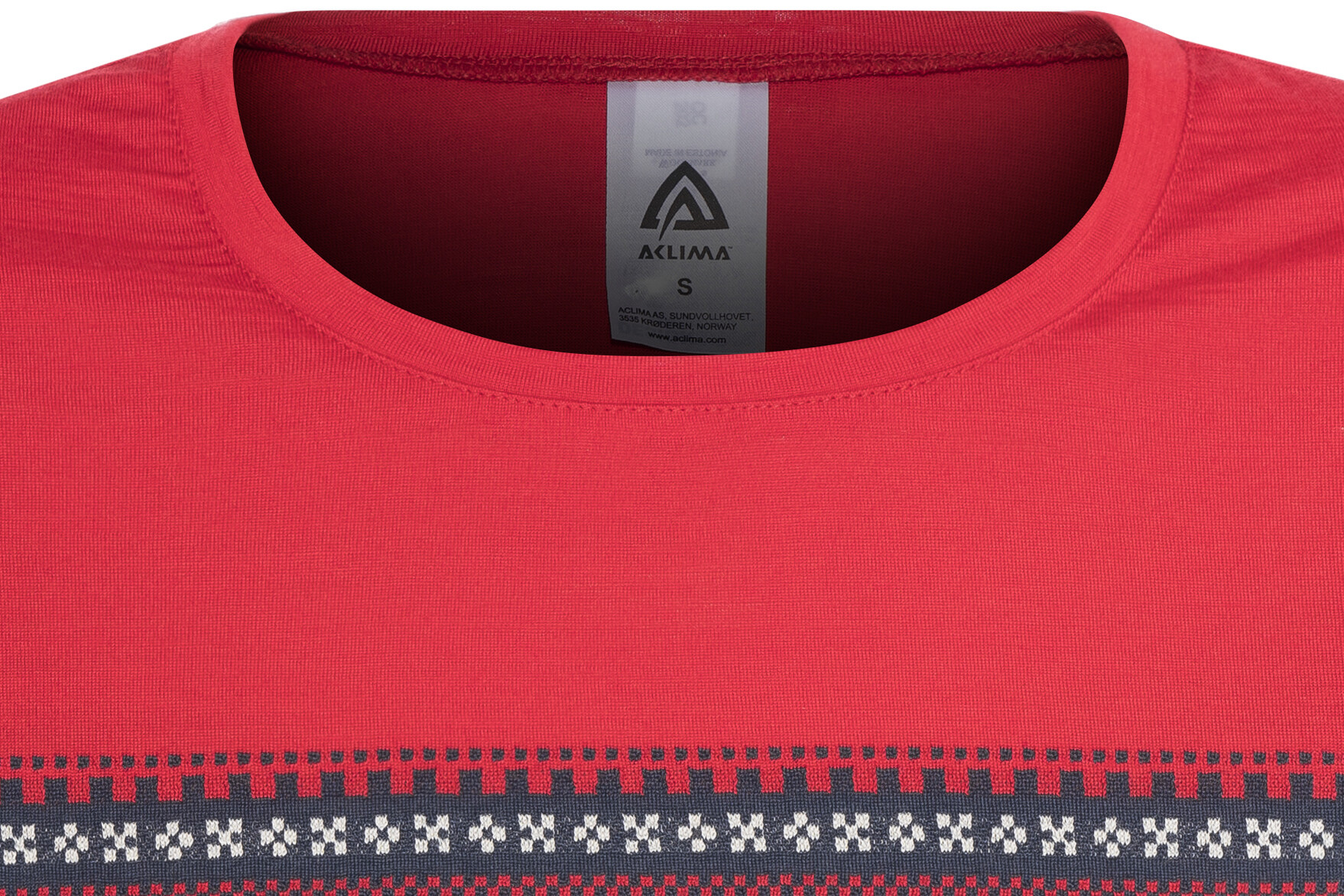 Aclima DesignWool Marius Merino T Shirt Damen original